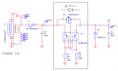 Pi 2 and Pi 3 Power In circuitry. Source: raspberrypi.org
